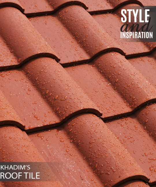 Khadim Ceramics Roof tiles