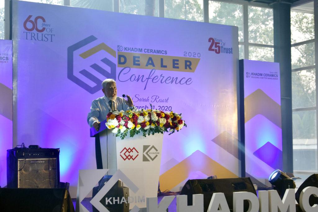 Khadim Ceramics Dealer Conference 2020